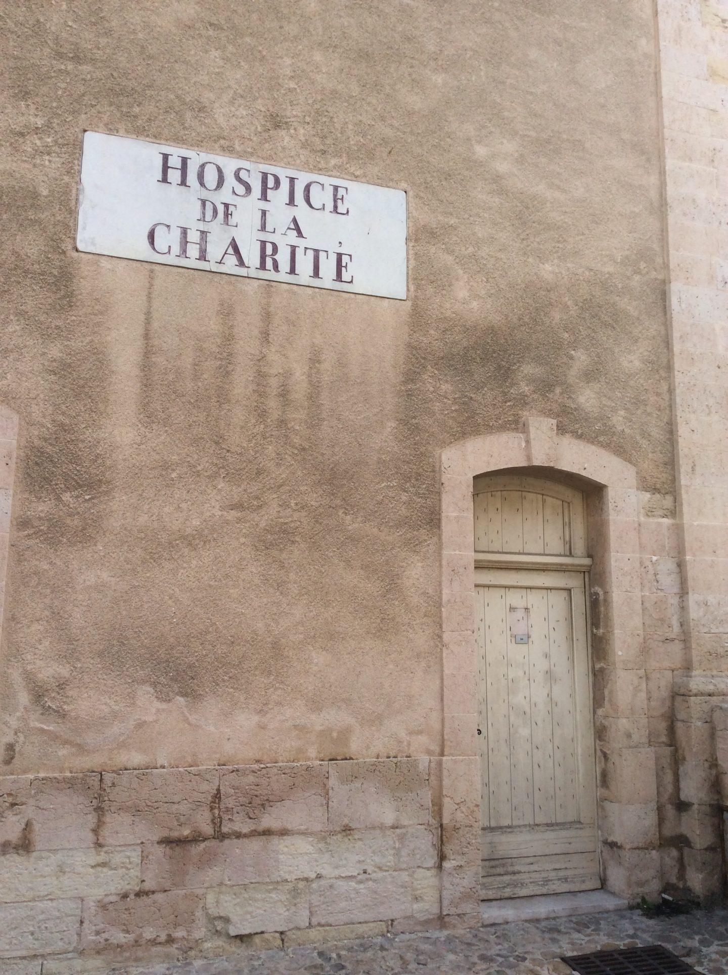quartier du vieux panier à marseille la vieille charité