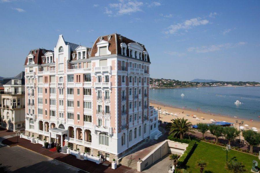 Grand hôtel de saint Jean de Luz