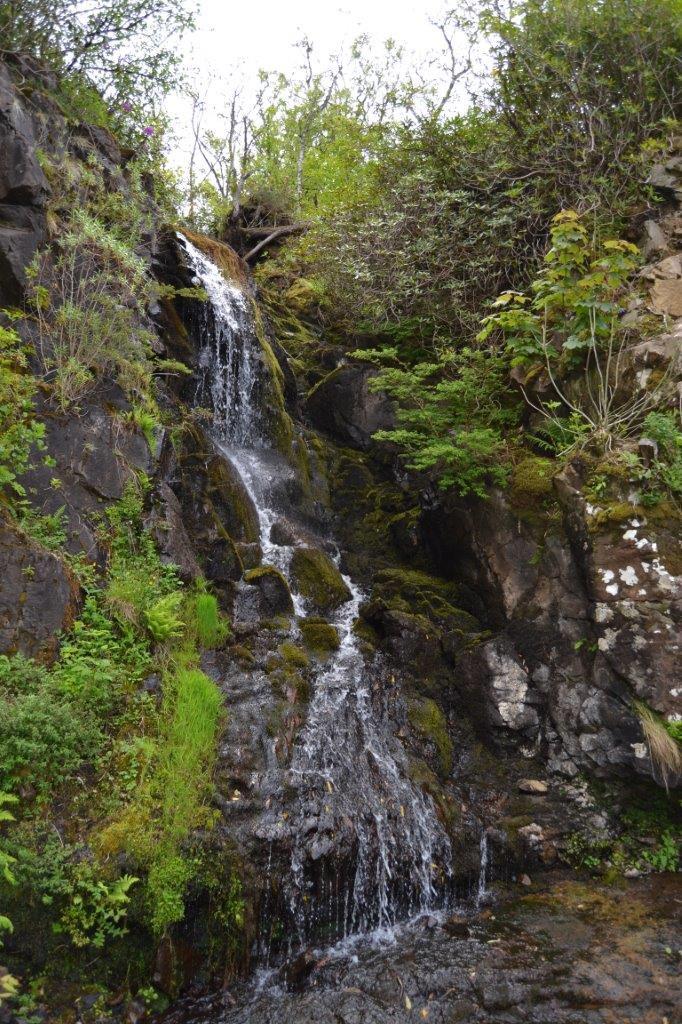 mes vacances en Ecosse visite de l'ile de Skye chateau de Dunvegan