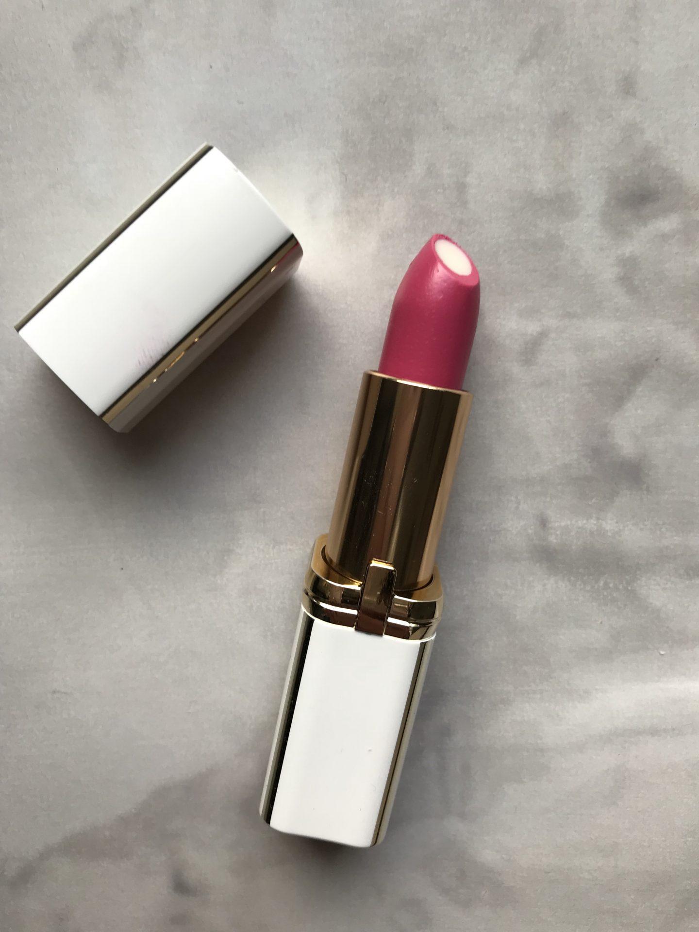 Le rouge à lèvres âge perfect de l'Oréal