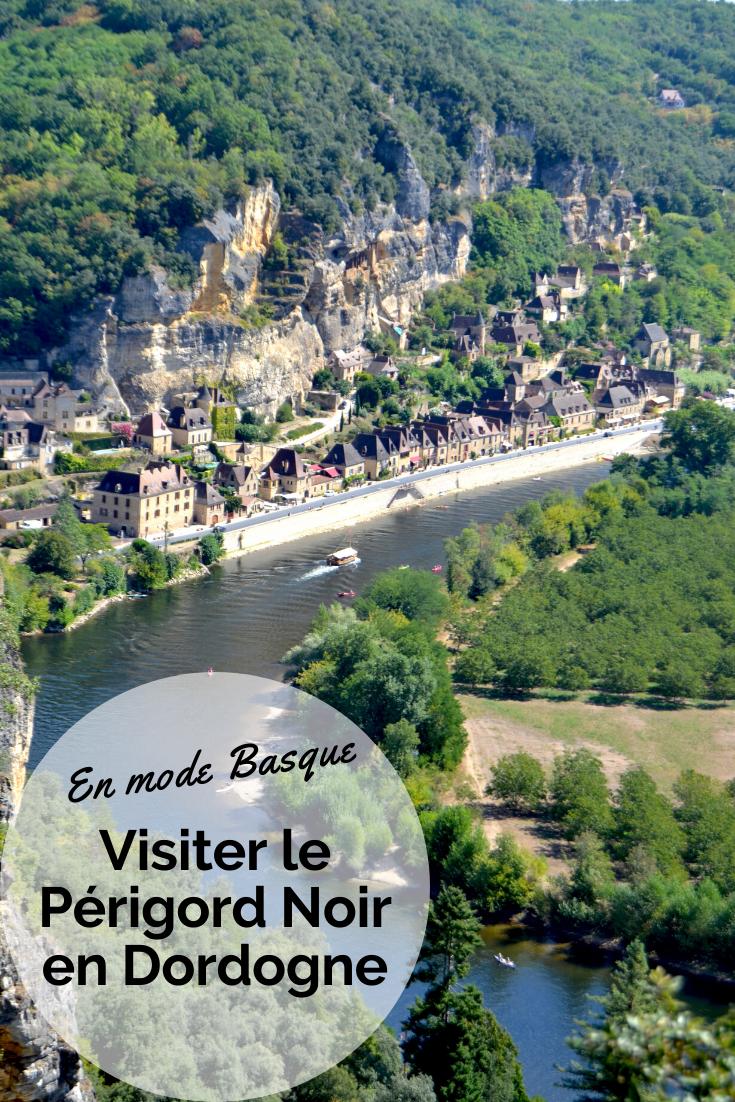 Le Périgord Noir en Dordogne