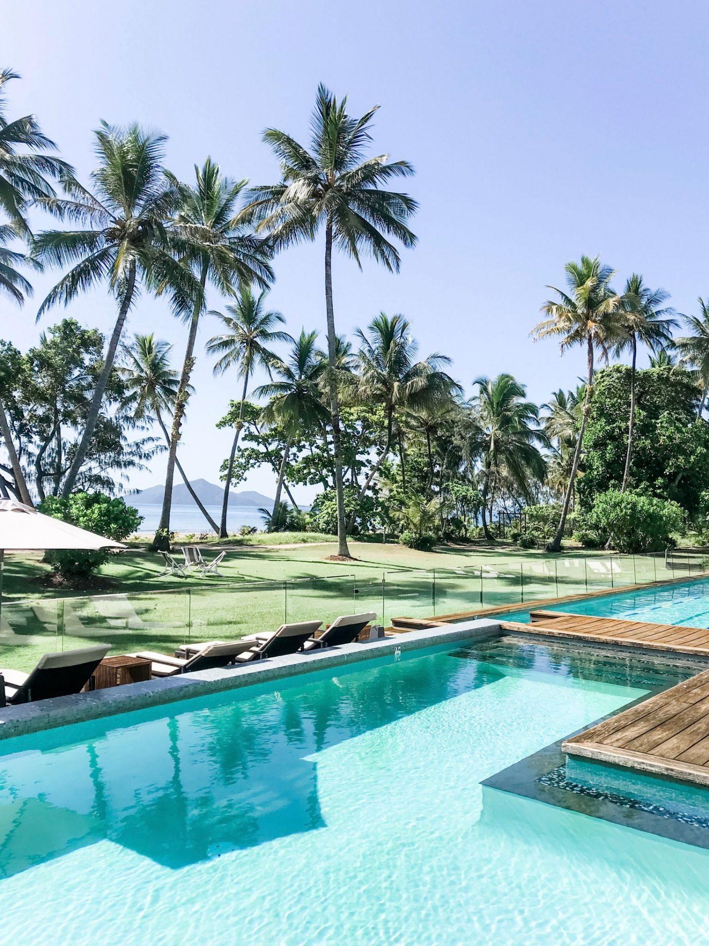 hôtel de luxe grande barrière de corail