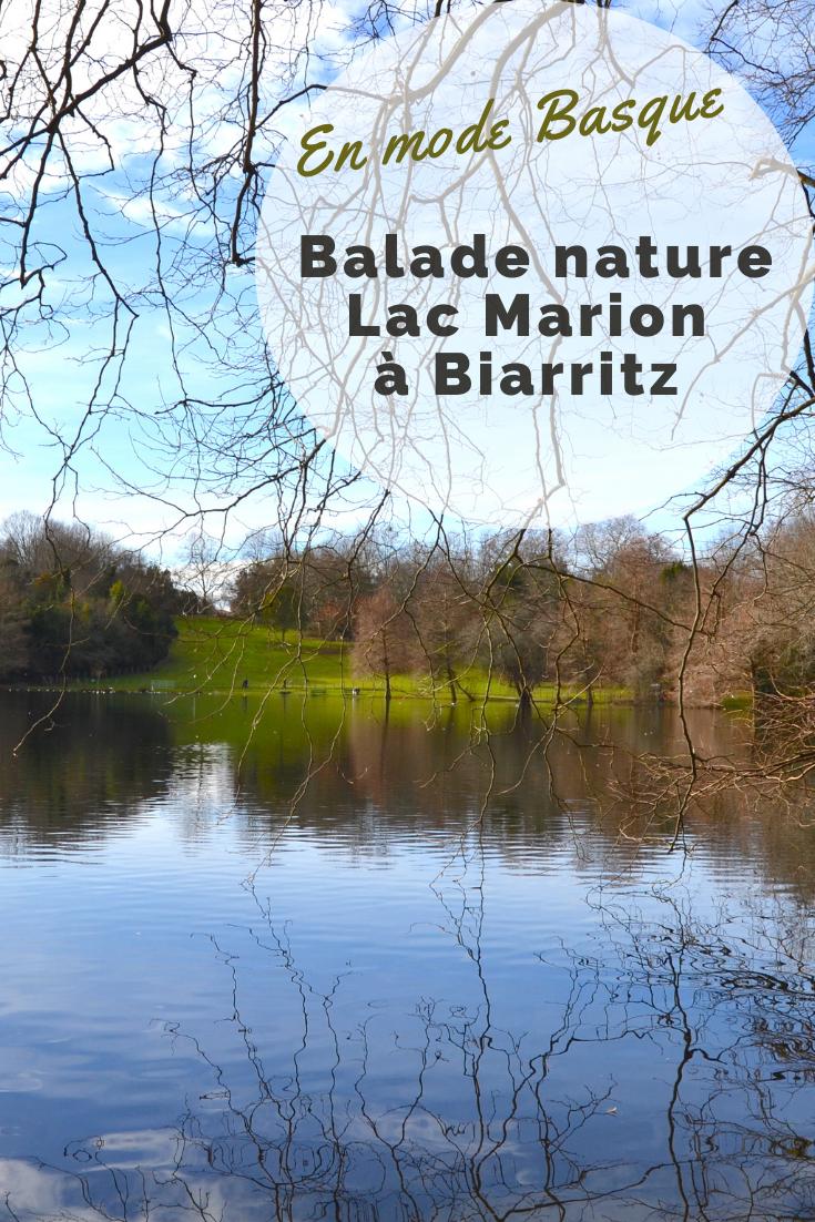 balade nature à Biarritz