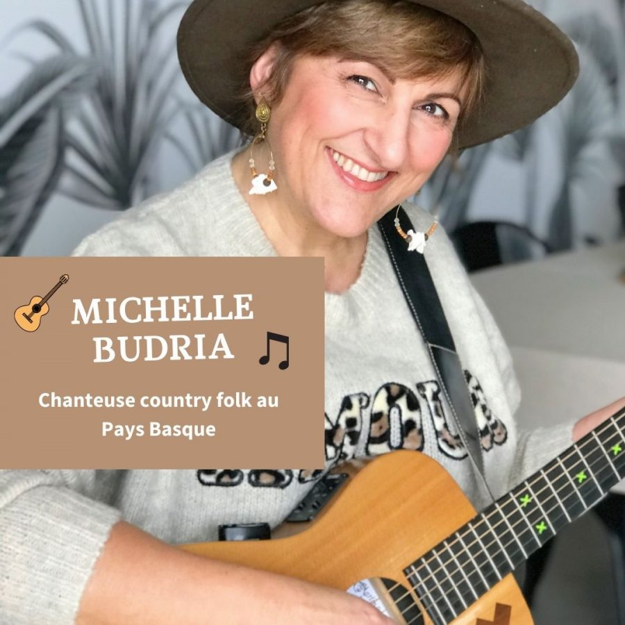 Michelle Budria chanteuse country folk