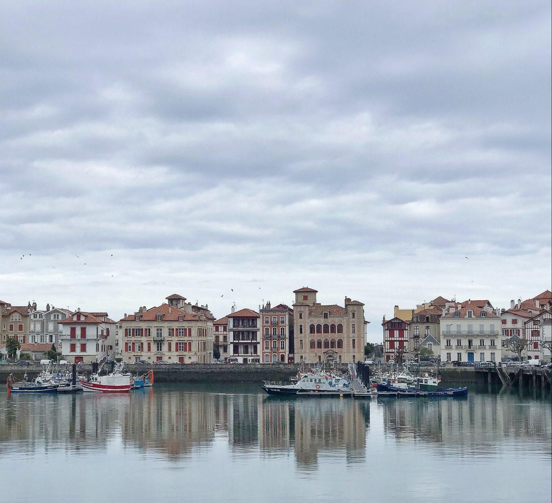 visiter le port de Saint-Jean-de-Luz