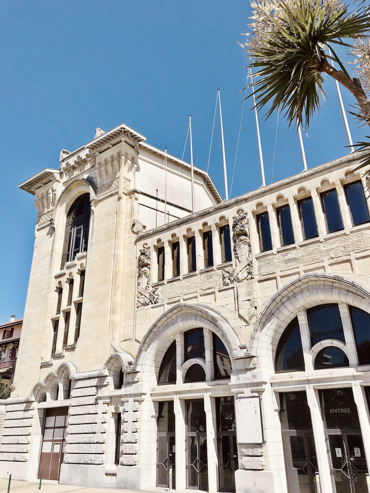 balade historique à Biarritz