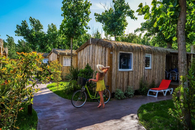 Camping en Languedoc Roussillon