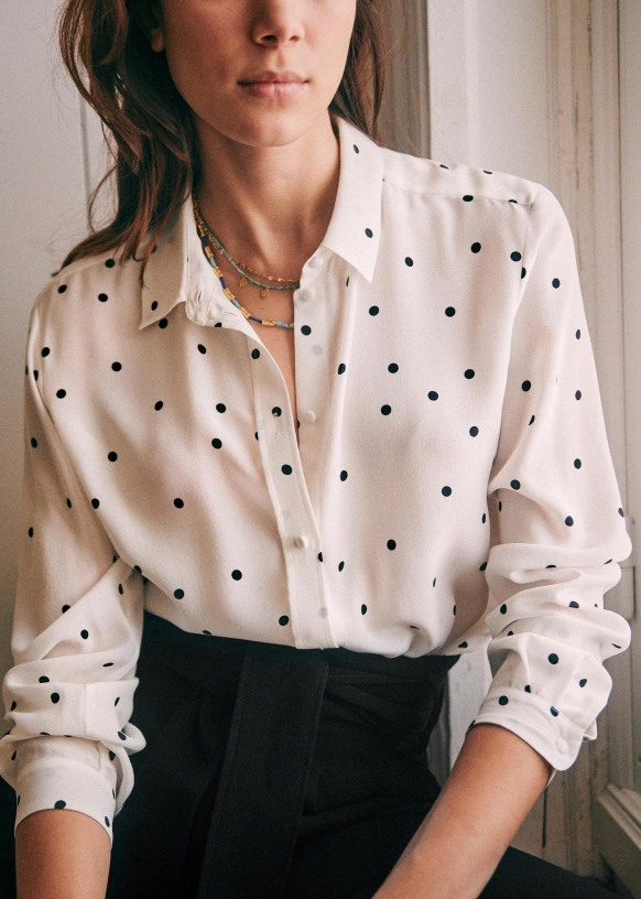 chemises incontournables du dressing