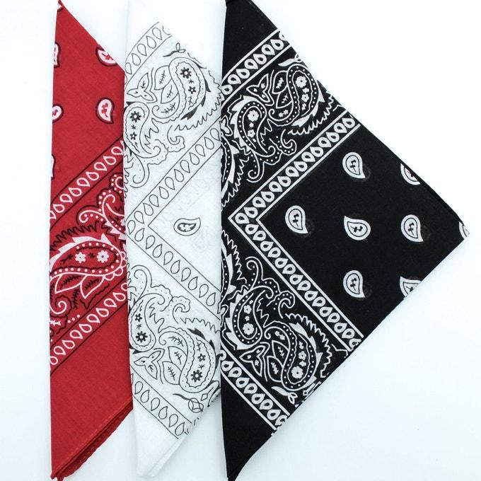 comment porter un bandana