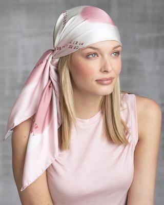 comment porter un foulard dans les cheveux