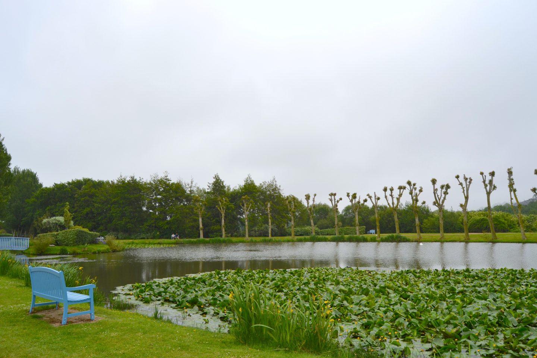 jardins des personnalités Honfleur
