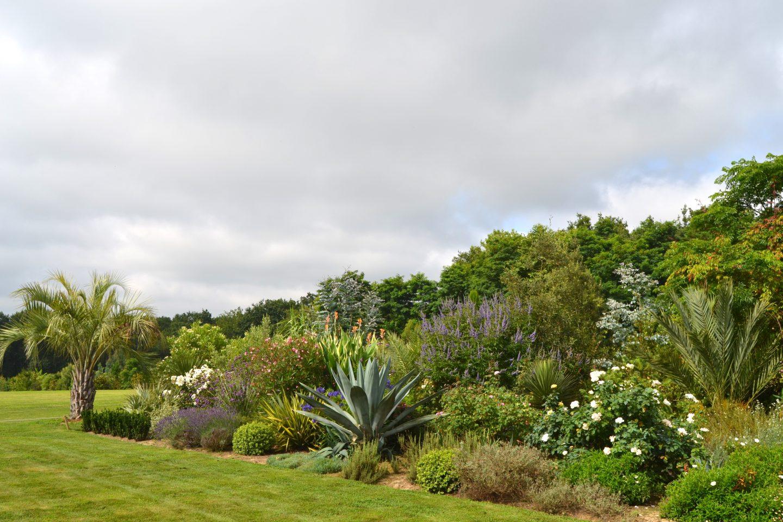 jardin remarquables dans les landes