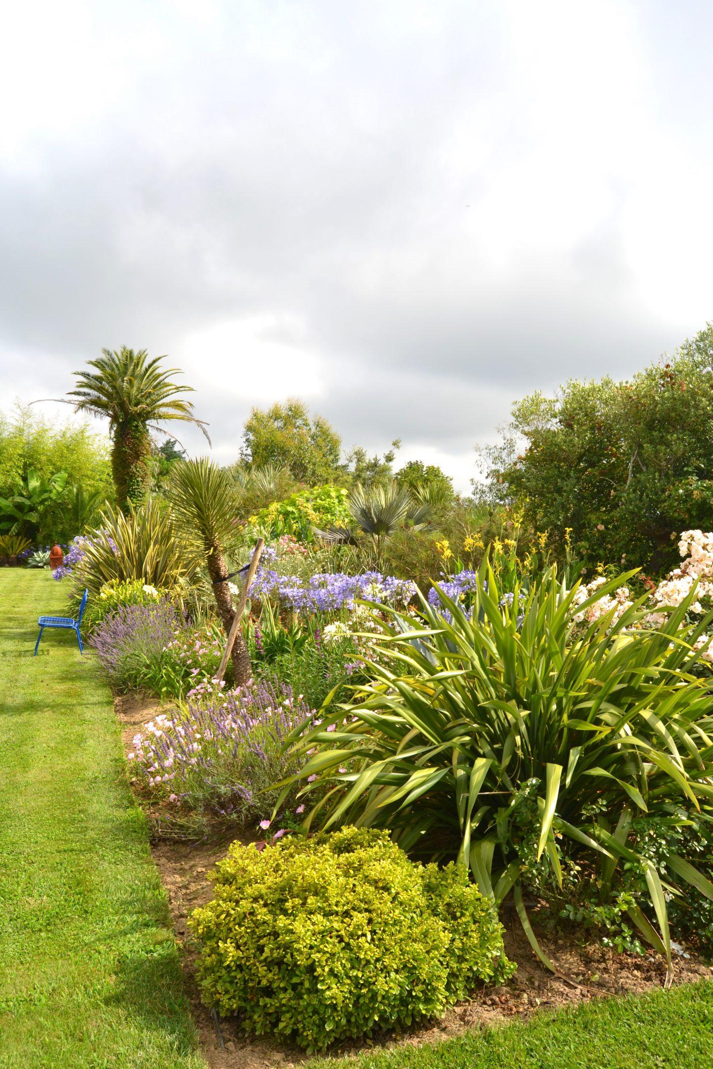 jardin des barthes à saubrigues