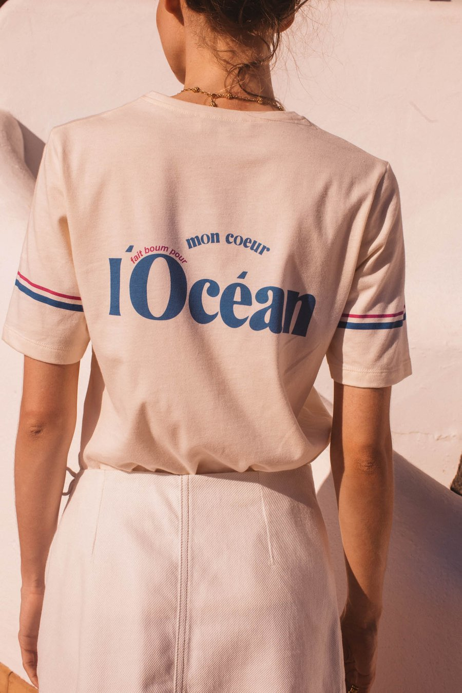tee-shirt balzac