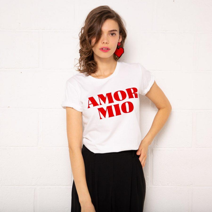 tee-shirt amor