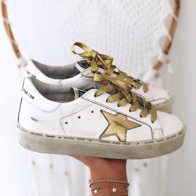 lacets pour baskets blanches
